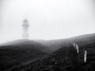 The Lighthouse at Mykines III