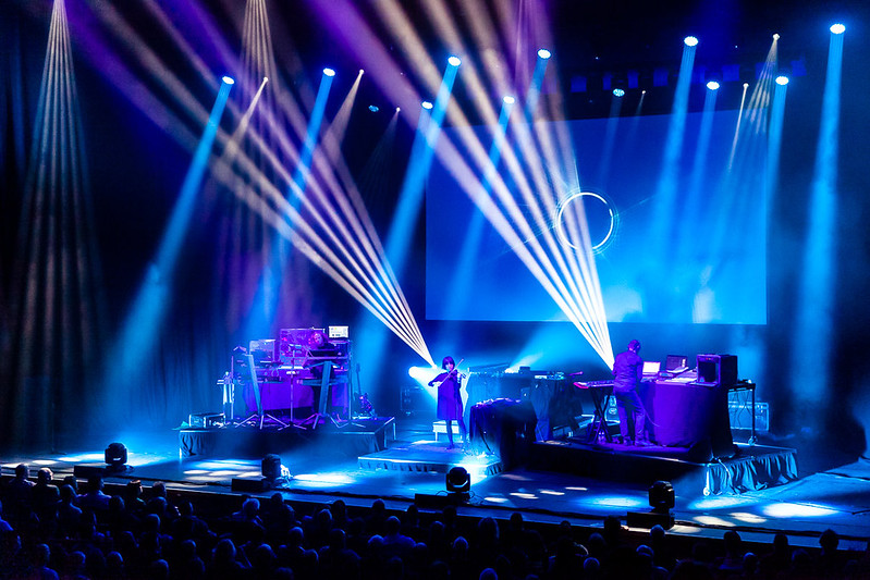 Gig Junkies » Blog Archive » Tangerine Dream at Barbican Centre