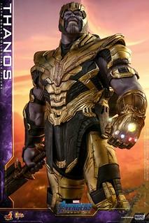 「瘋狂泰坦」身披重甲再臨!! Hot Toys – MMS529 -《復仇者聯盟:終局之戰》薩諾斯 Thanos 1/6 比例人偶作品