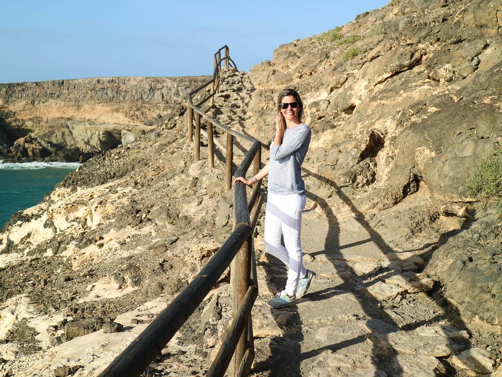 Visita a las Cuevas de Ajuy
