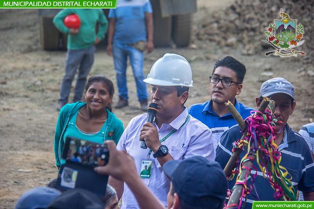 Se inició la construcción de nueva carretera de interconexión entre comunidades
