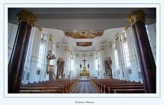 'Blieskasteler Schlosskirche' - Blieskastel (Saar-Pfalz-Kreis, Saarland, Germany)