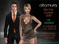 ALTAMURA  - Skin Fair 2019 Contest