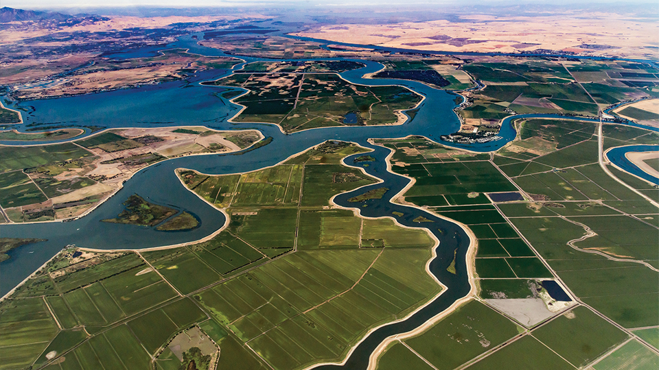 photo of sacramento-san joaquin delta