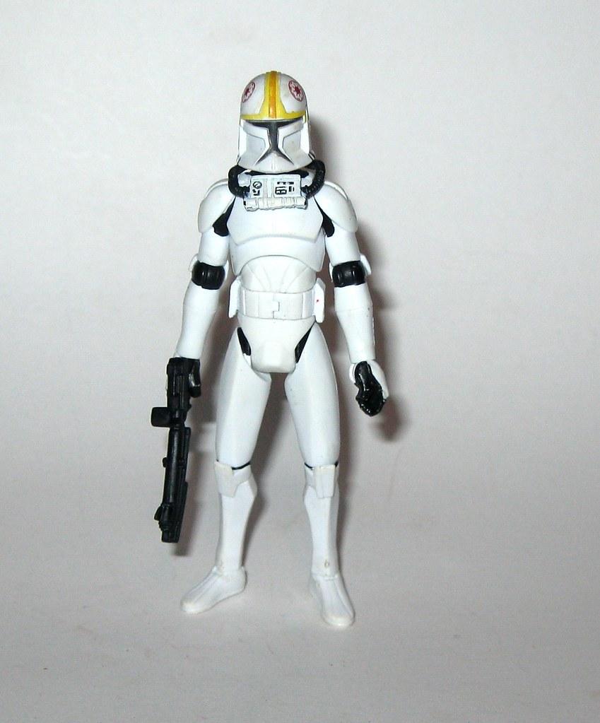 Clone Pilote Odd Ball action figure-Star Wars