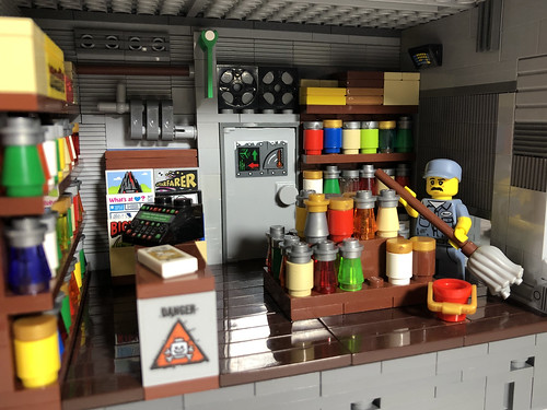 Humans of Layers City (4/15) | by lego.insomnia