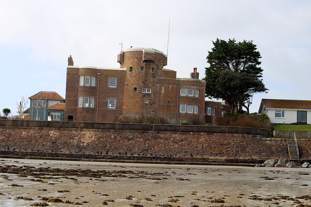 Martello Tower, The The Royal Bay of Grouville, Jersey