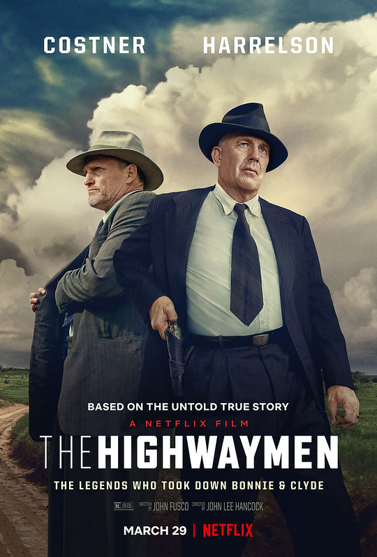 The Highwaymen - Poster 1