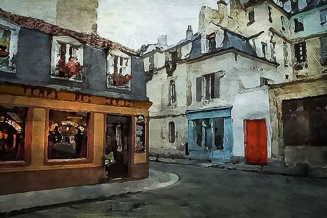 Vision de rue