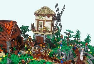 Mill Raid 2   by Brick Knight