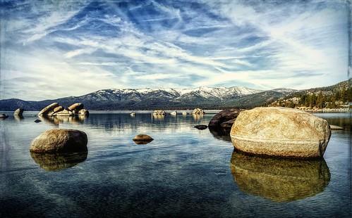 Lake Tahoe - Nevada   by vigarillo