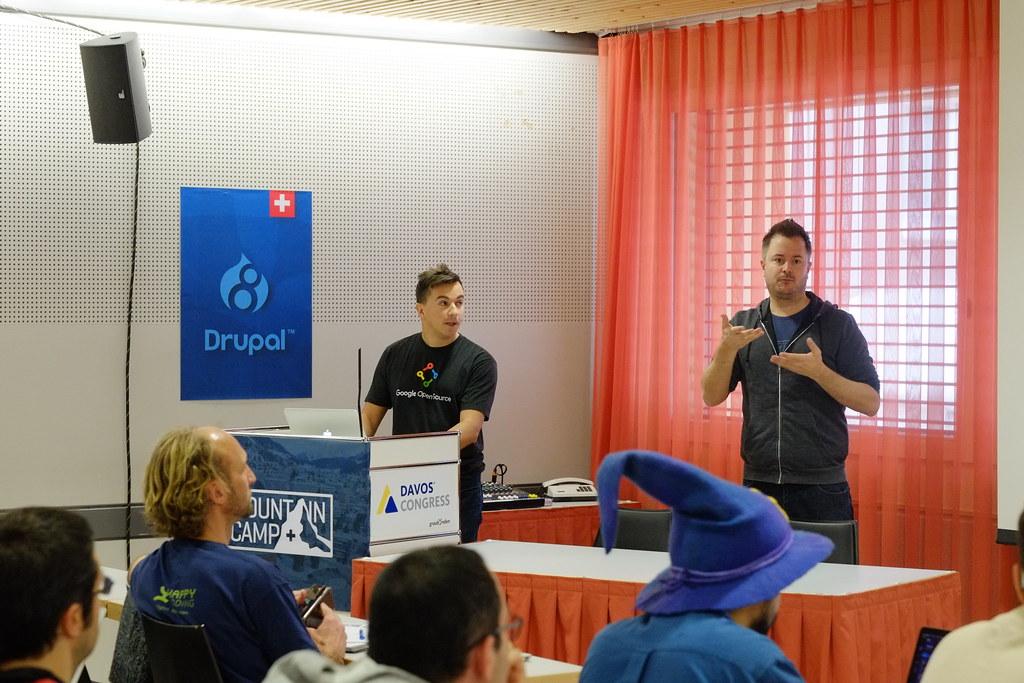 Drupal Mountain Camp 2019
