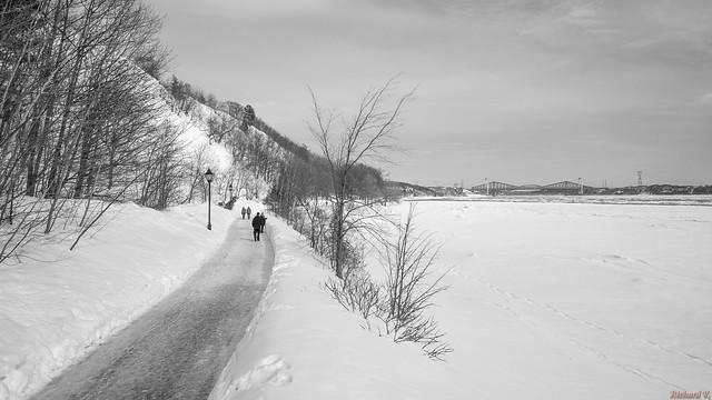 Parc de la Plage Jacques Cartier - Québec, Canada - 9724