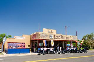 Seligman - Route 66 - Arizona   by Julien   Quelques-notes.com
