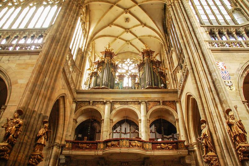 聖維特教堂大型管風琴(1763)