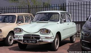 Citroën Ami 6 1962 | by XBXG