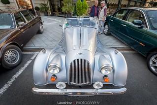 12. Concours d'elegance Karlovy Vary - podzimní sraz Jaguar Clubu Czech Republic