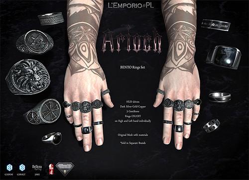 L'Emporio&PL -Exclusive for Eclipse Event-