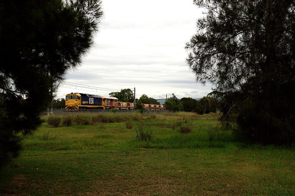 Richmond Line trackwork