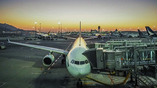 Hong Kong International Airport & Cathay Pacific | by Crash Test Mike