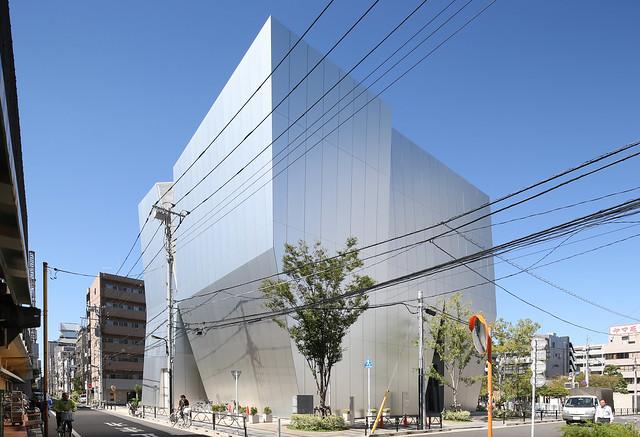 Hokusai Museum, Kazuyo Sejima