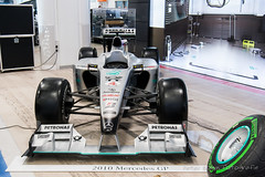Mercedes W01 Formula 1 - 2010