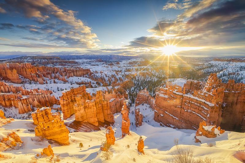 Good Morning, Bryce Canyon!