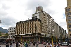 El tiempo, Bogota