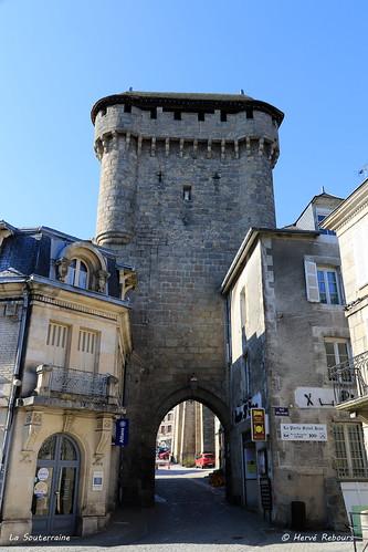 france architecture creuse limousin castle château