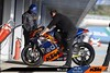 Bezzecchi, Moto2 test Feb, Jerez 2019
