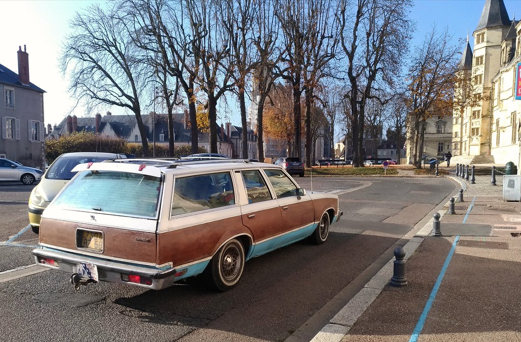 Nevers and a Chevy Malibu Wagon   Guillaume Vachey   Flickr
