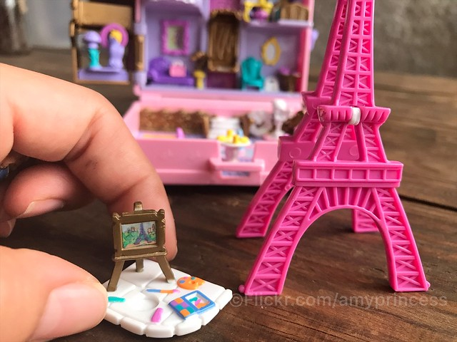 Polly pocket in paris 1996