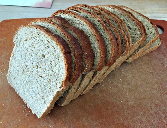 how to make whole grain bread