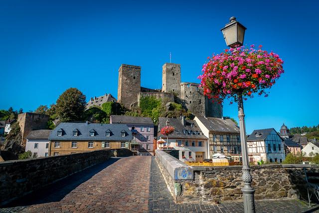 Castle Runkel. Germany