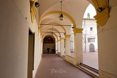 San Gemini, chiostro di San Francesco