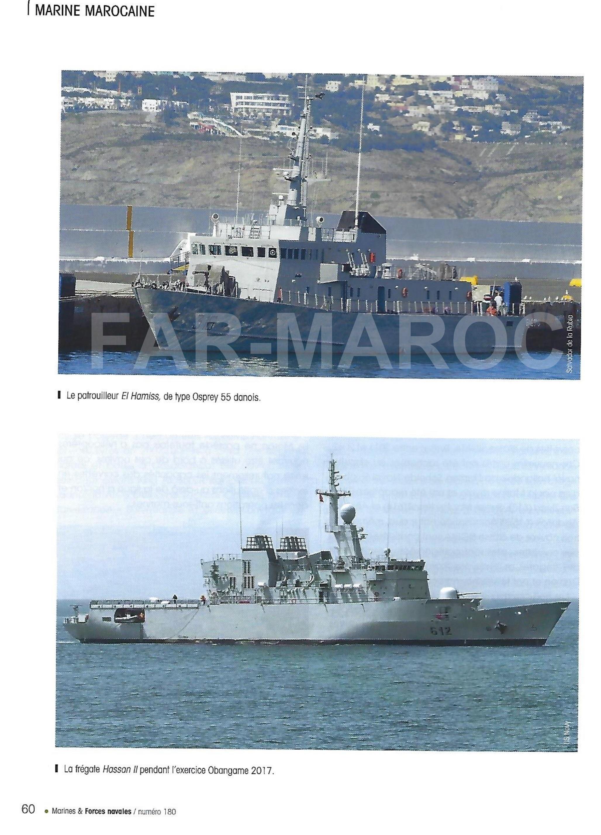 Articles à propos de la Marine Royale Marocaine 46682814735_ce5a4dd951_o