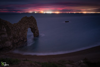 Durdle nights   by Stuart_Byles