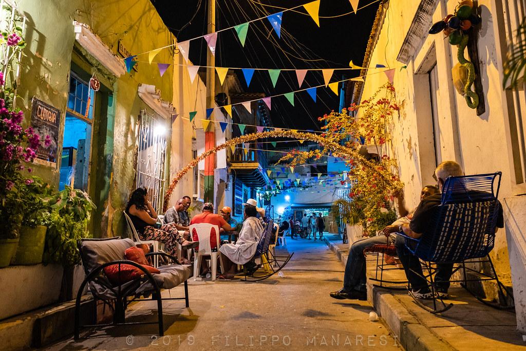 Nightlife In Getsemani Cartagena Colombia My Website Fa Flickr