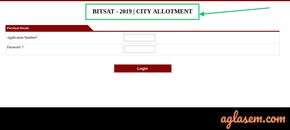 BITSAT 2019 Test City Allotment Starts; Slot Booking From 05 Apr