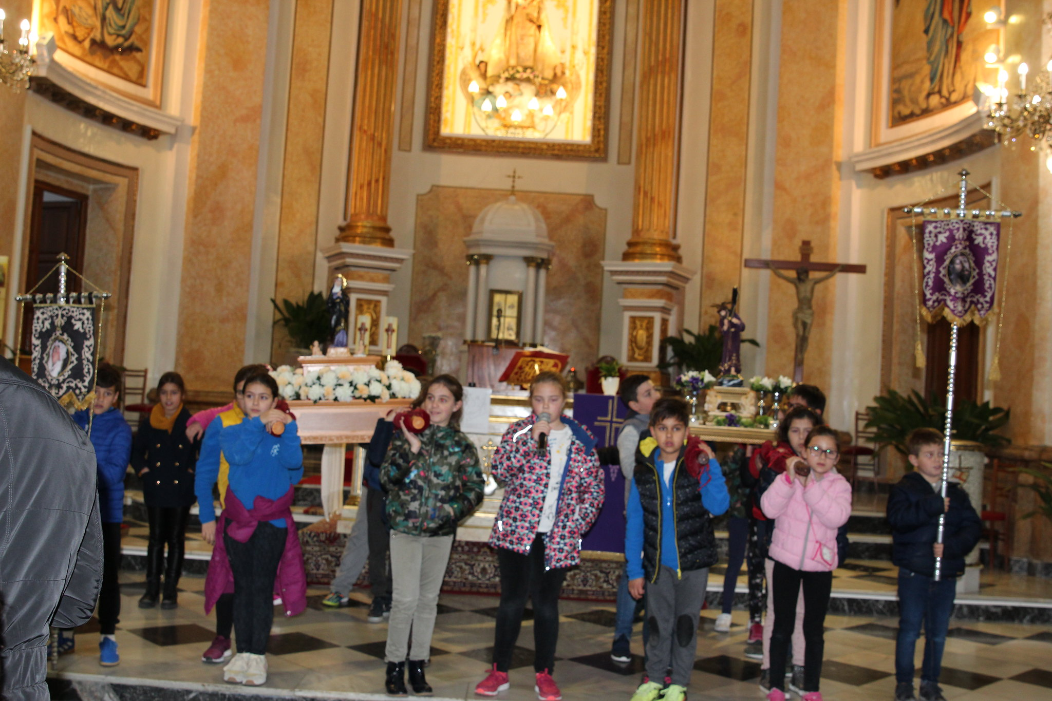 (2018-03-23) II Vía Crucis Infantil (Antonio José Verdú Navarro) (65)