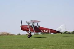 G-ANLS de Havilland DH-62A [85862] Sywell 020918