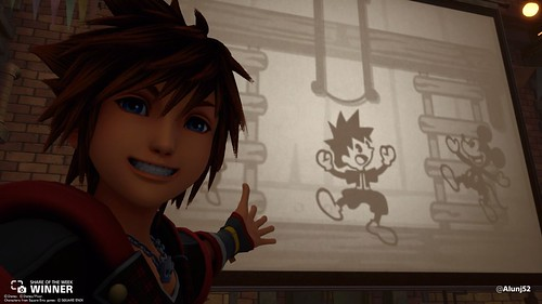 Share of the Week - Kingdom Hearts III | by PlayStation.Blog