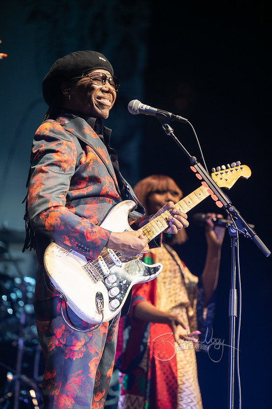 Nile Rodgers + Chic | 2019.02.12