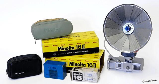 Minolta 16 II.