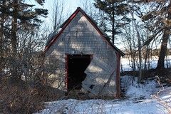Old Shed- Green Bay, PEI