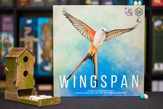 Wingspan | by Doctor Meeple