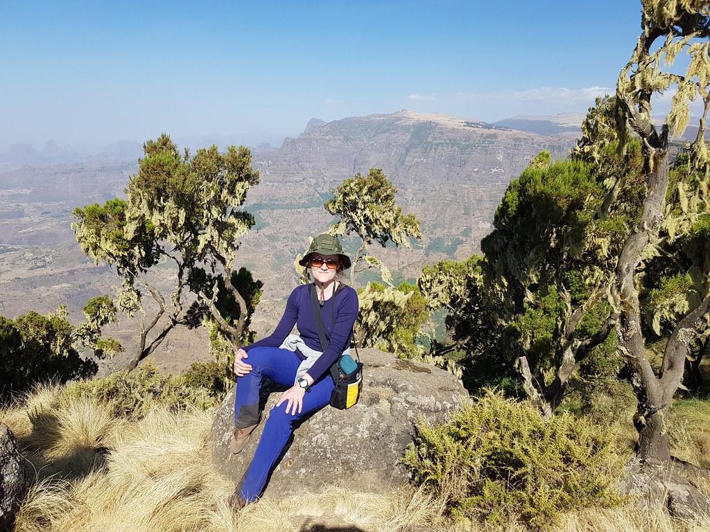 Góry Simien, Etiopia