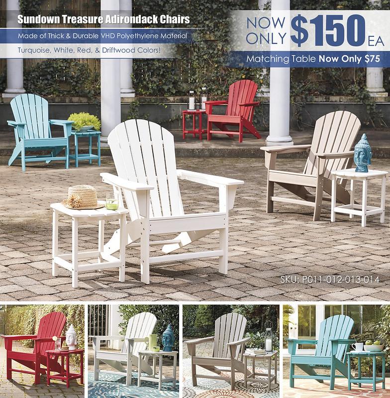 Sundown Treasure Adirondack Chairs GROUP_P011-P012-P013-P014-898-703_Layout