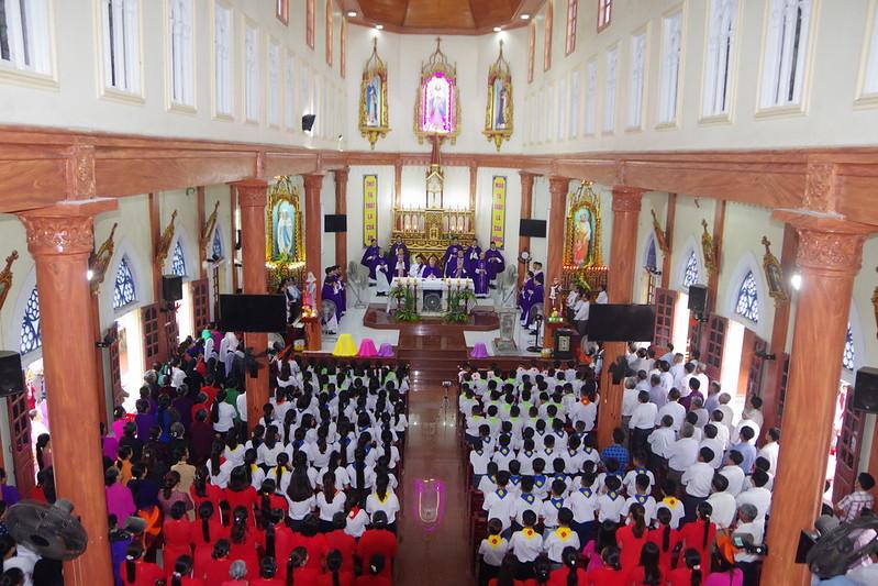 Giáo xứ Bến Đén (8)