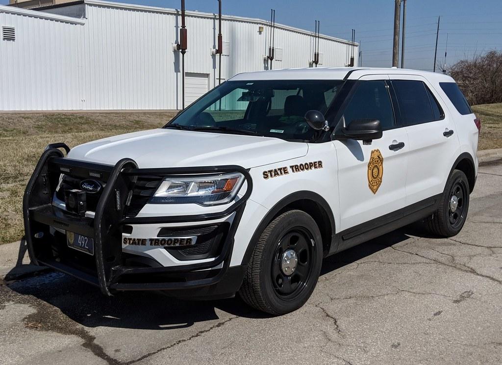 Kansas Highway Patrol | Ford Police Interceptor Utility | Flickr